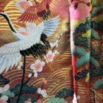 Kimono 1 detail