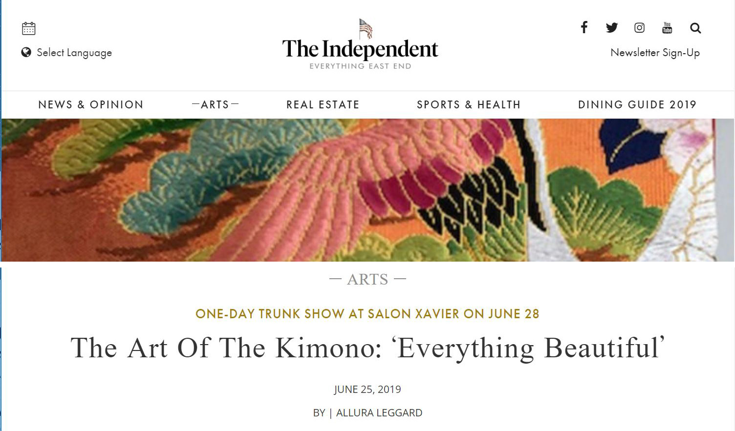 Independent Article